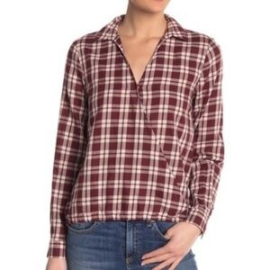 Madewell Arion Plaid Shirt